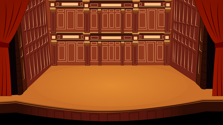 Orchestral Stage Background