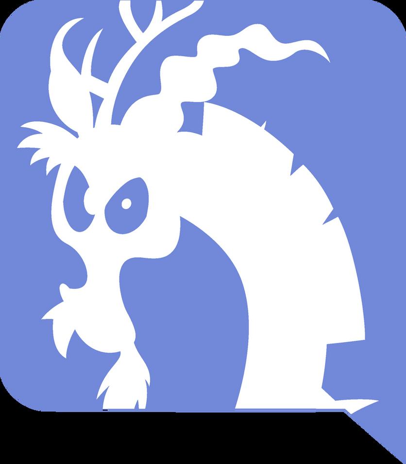 Afbeeldingsresultaat voor mlp discord icon