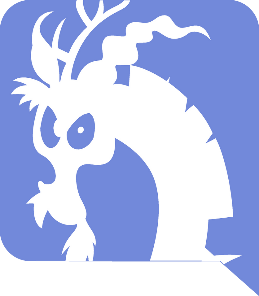 Discord logo by Evilbob0