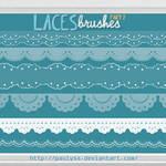 Laces Brushes Part2