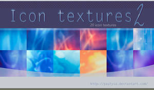 Icon textures (pack 2)