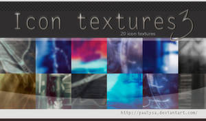 Icon textures (pack 3)