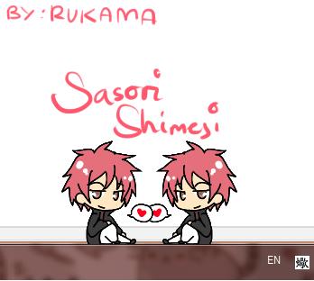 COMPLETE - Sasori Shimeji by Rukama