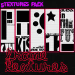 Frame Textures Pack