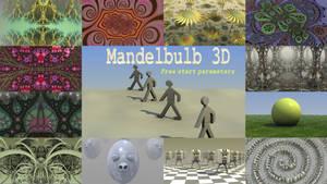 Mandelbulb 3D Start Parameters Vol. 1 by hypex2772