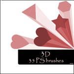 3D brushes