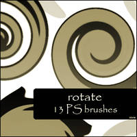 rotate brushes by szuia