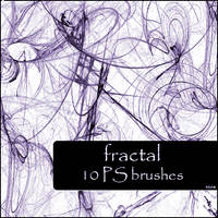 fractal 2 brushes by szuia