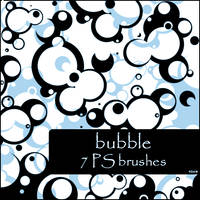 bubble brushes by szuia