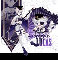ADOPTABLES|OPEN AUCTION-Lucas by JIAJIANJIA