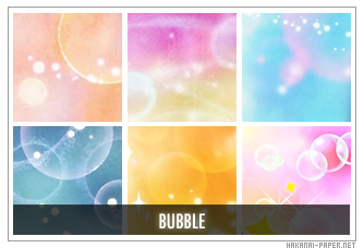 Bubble Icon Textures by animepapers