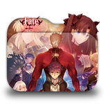 Fate/stay night Unlimited Blade Works2 Folder Icon