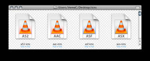 VLC Icons