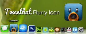 Tweetbot Flurry Icon by mickpearcey