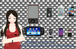 Phone pack [MMD] [DL]
