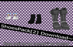 Shoes pack [2] [MMD] [DL]