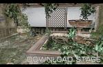 Mansion Conservatory Stage [MMD] [DL]