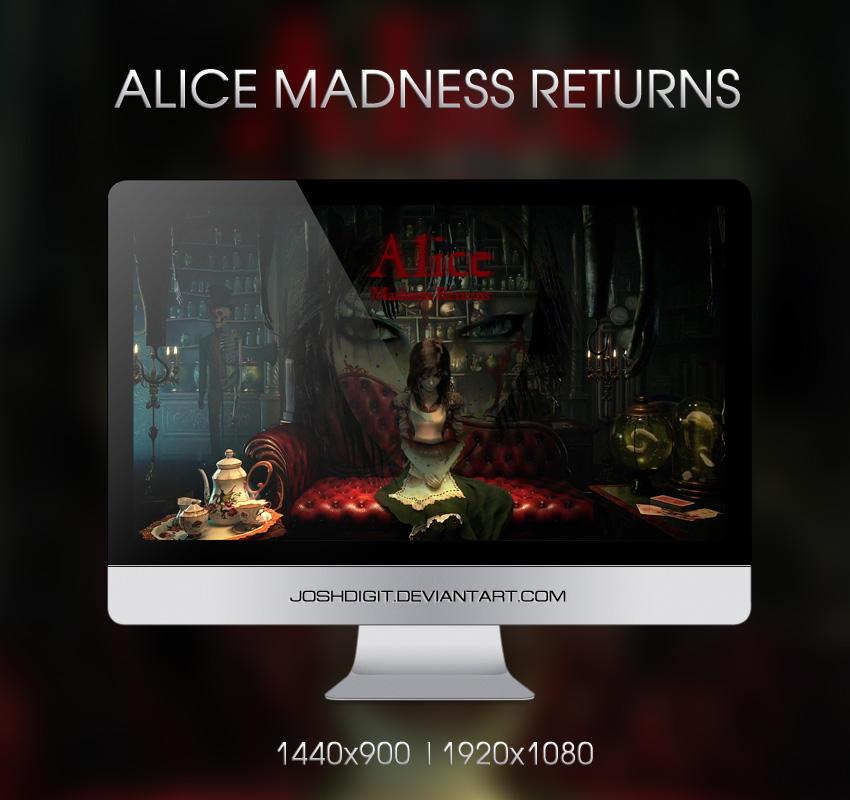 Alice Madness Returns o12 by joshdigit