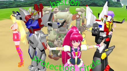 Bastion Protection Circle