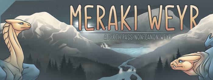 Meraki Banner