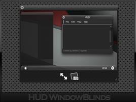 HUD WindowBlinds by nardoxic