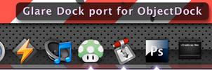 Glare Dock port for OD