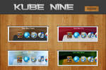 Kube Nine Reloaded for XWD