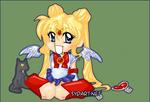Chibi Tenshi Sailor Moon