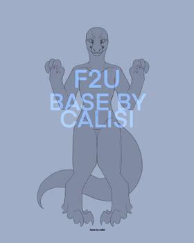 F2U Male Scalie Base