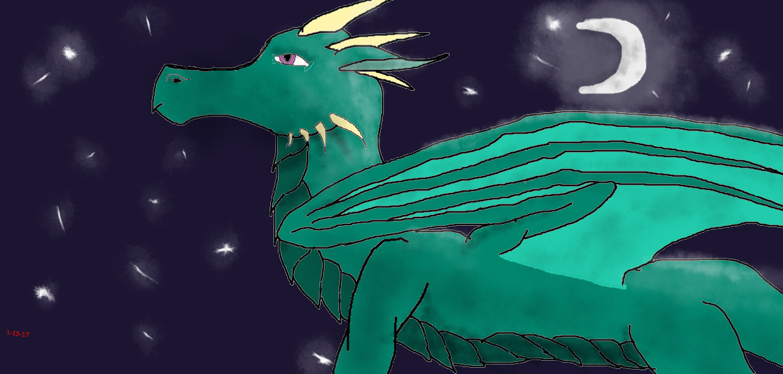 Dragon by Sexy-Slender-Dragon