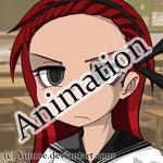 Test Animation: Yuu mini Shock by Yumoe