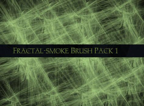 Fractal Smoke Brush Pack1