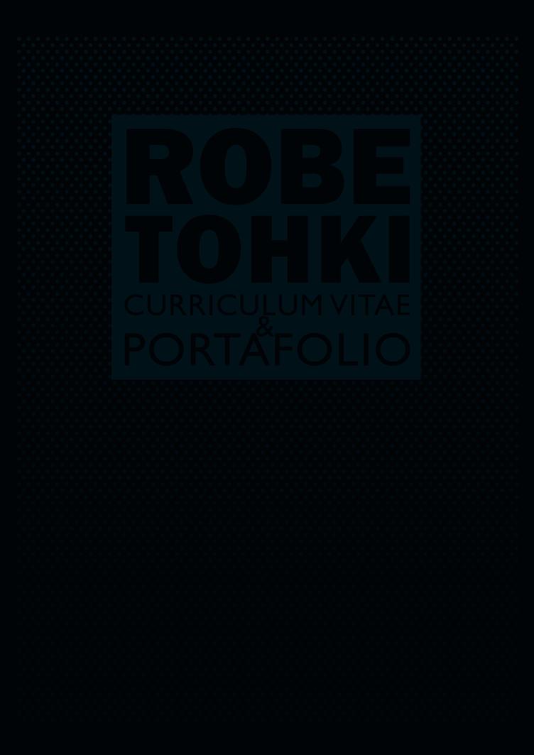 Portafolio y CV 2012 by beto7605