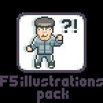 F5 illustration pack