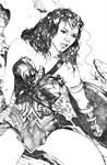 WonderWomanPencil by Roderic-Rodriguez
