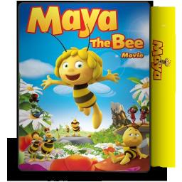 Maya The Bee Movie 14 Folder Icon By Van1518 On Deviantart