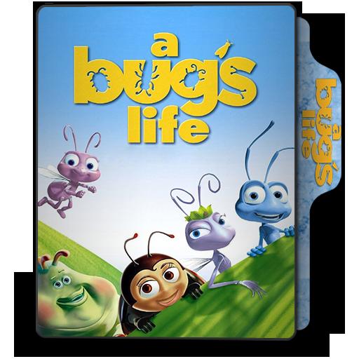 A Bugs Life 1998 Folder Icon By Van1518 On Deviantart