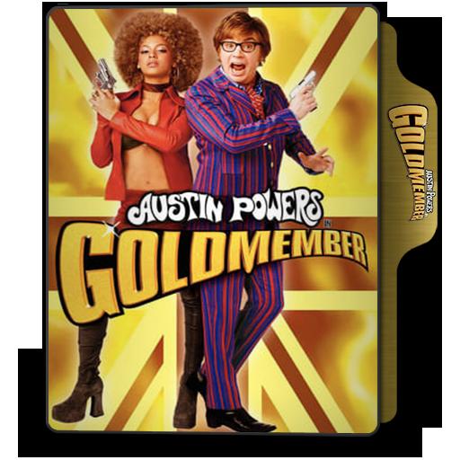 Austin Powers Goldmember 2002 Folder Icon By Van1518 On Deviantart