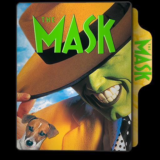 The Mask 1994 Folder Icon By Van1518 On Deviantart