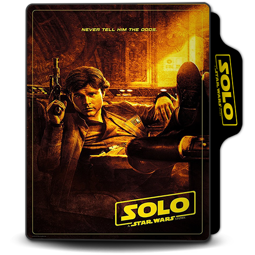 Solo A Star Wars Story 2018 Folder Icon 1 By Van1518 On Deviantart