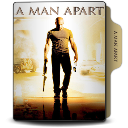 A Man Apart (2003) Folder Icon By Van1518 On DeviantArt