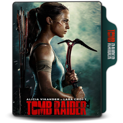 Tomb Raider 2018 Film Poster by Irishhips on DeviantArt