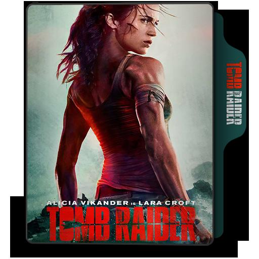 Wallpaper Tomb Raider 2018: Tomb Raider (2018) Folder Icon 2 By Van1518 On DeviantArt