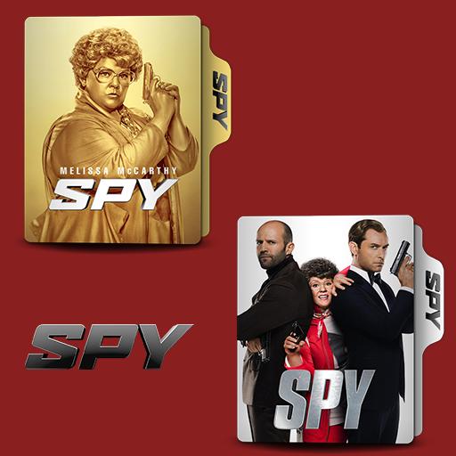 Spy 2015 Folder Icon By Van1518 On Deviantart
