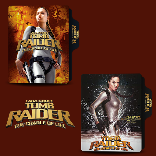 Lara Croft Tomb Raider The Cradle Of Life 2003 By