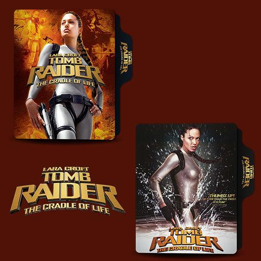 Lara Croft Tomb Raider The Cradle Of Life 2003 By Van1518 On Deviantart