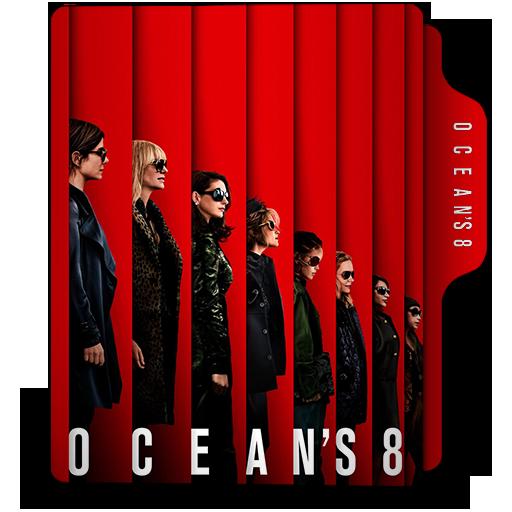 Ocean S Eight 2018 Folder Icon By Van1518 On Deviantart