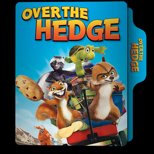 Over The Hedge 2006 Folder Icon By Van1518 On Deviantart