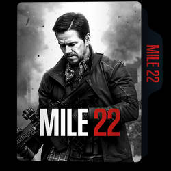 Mile 22 (2018) Folder Icon by van1518