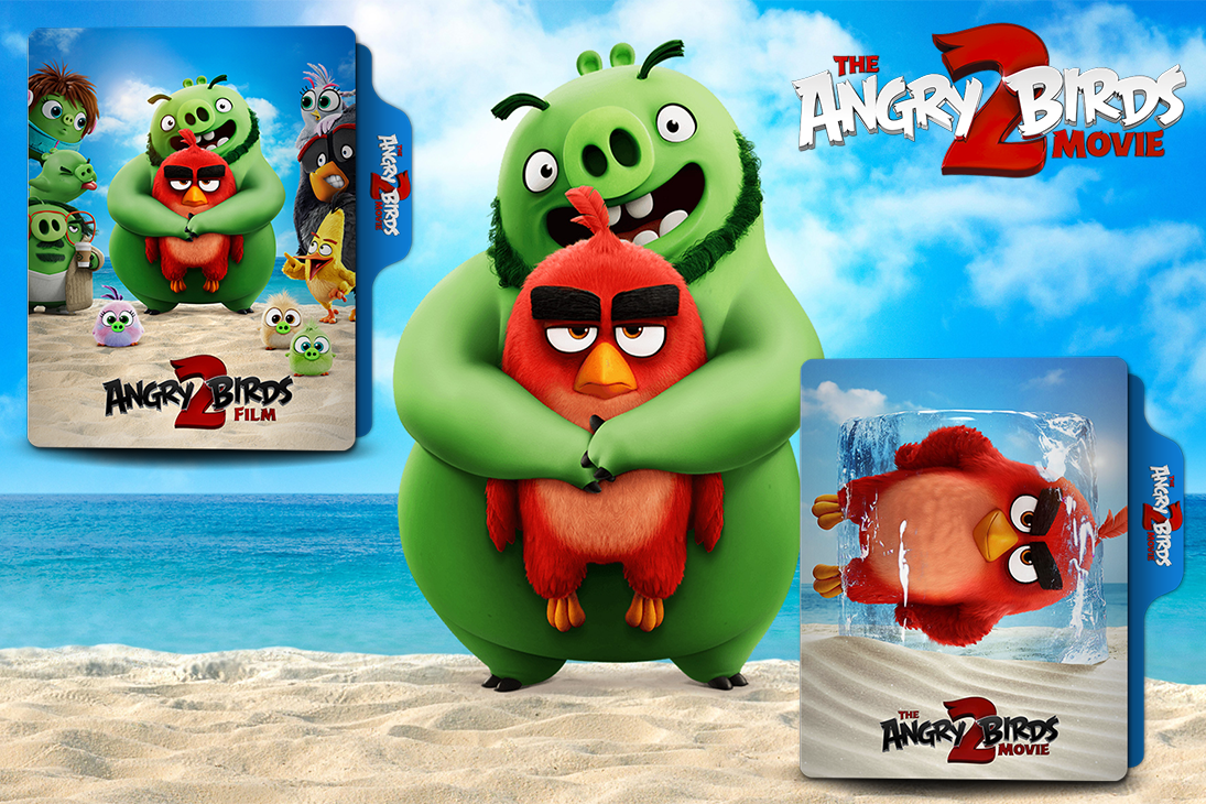 The Angry Birds Movie 2 2019 Folder Icon By Van1518 On Deviantart